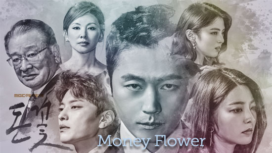 money flower korean drama dvd
